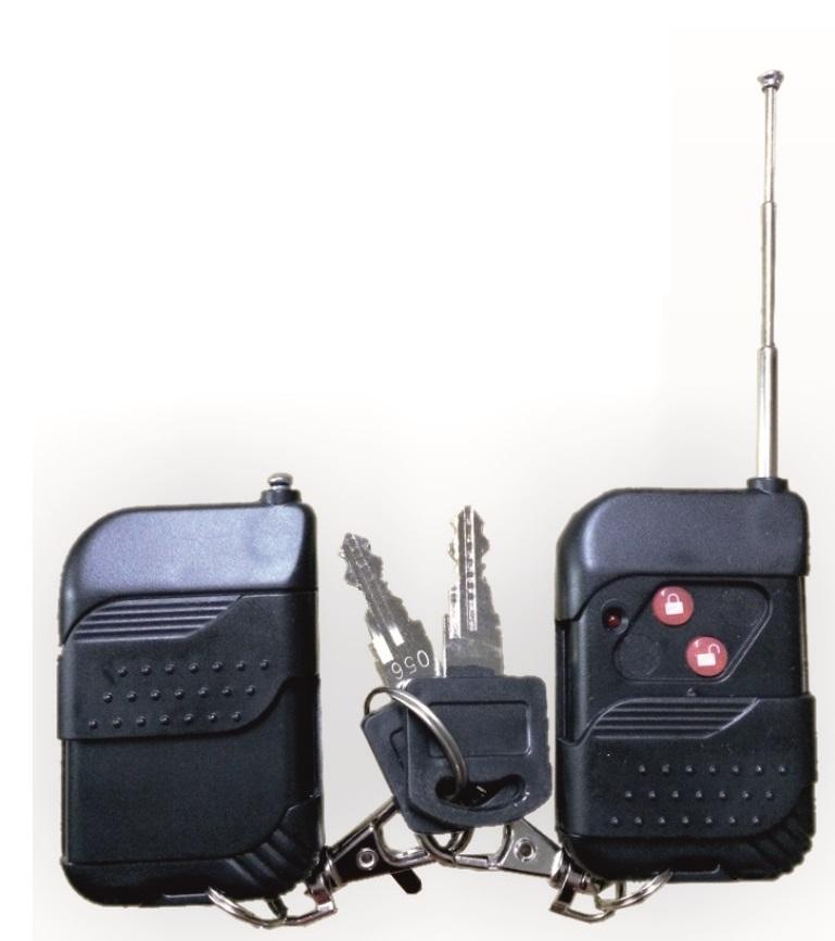 Náhradný diaľkový ovládač MOVETO EASY 2 (1 ks)