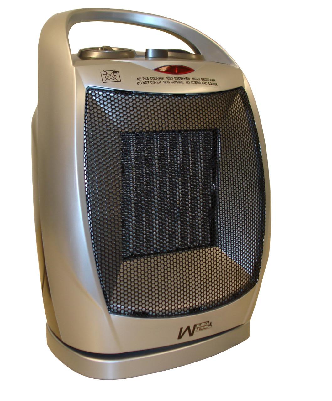 Teplovzdušný keramický ventilátor ELEM RCOP1501