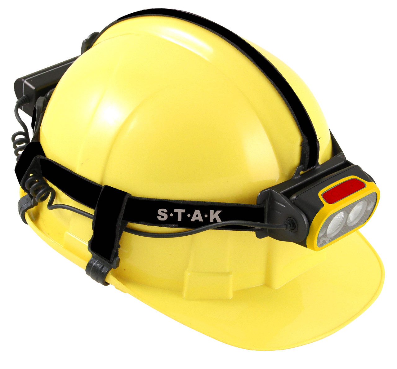 VELAMP Pracovná LED čelovka STH200