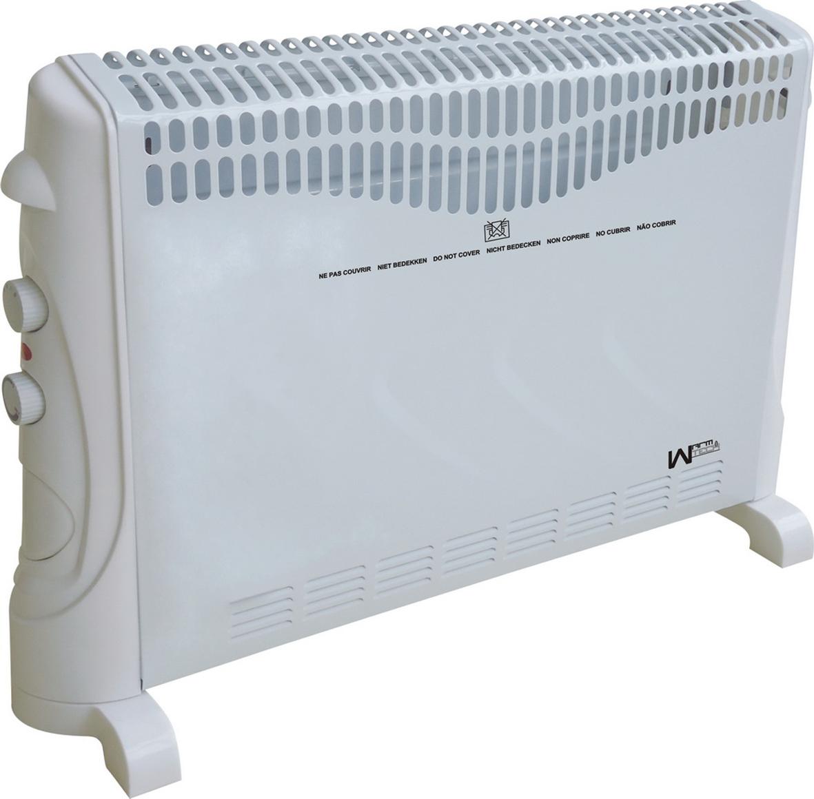 Elektrický konvektor ELEM TC2104T - 2000W