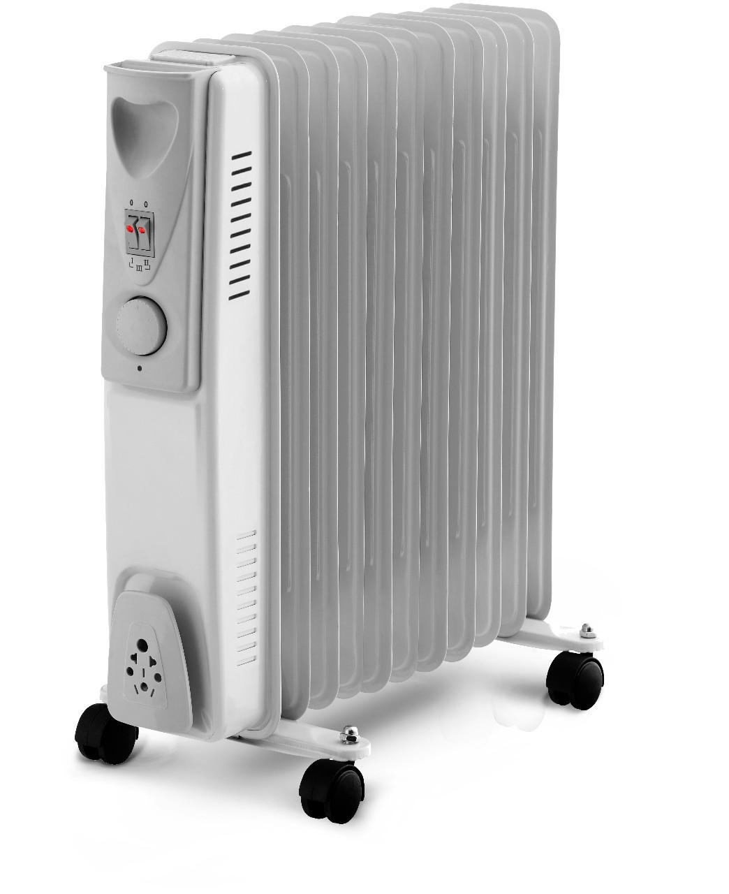 Olejový radiátor ELEM technic WTRBH2511 - 2500W