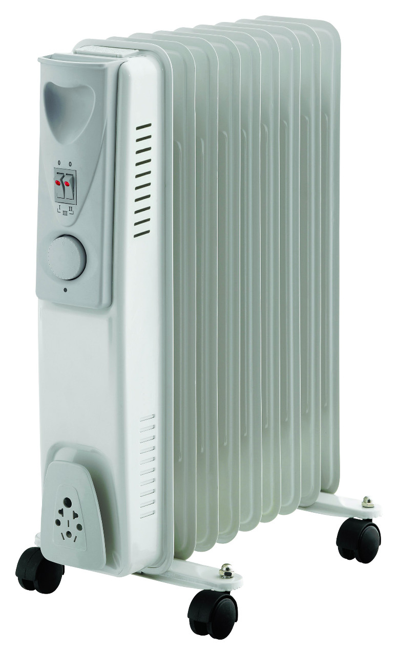 Olejový radiátor ELEM technic WTRBH2009 - 2000W