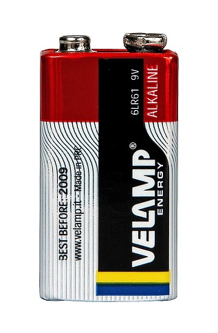 VELAMP 1xLR61 primární baterie, Alkalinová bal. 1ks